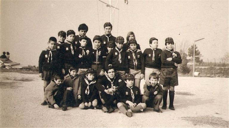 Άλμπερτ Μπουρλά : Ο «Άκης»  λυκόπουλο στην 6η Αγέλη Ναυτοπροσκόπων | tanea.gr
