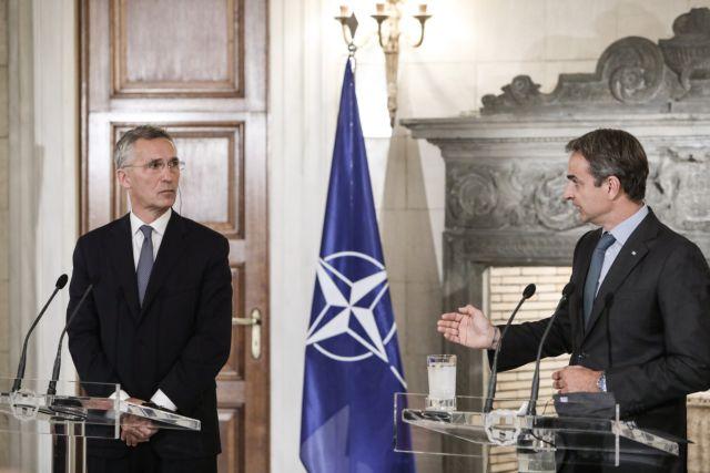 Μητσοτάκης: Οι πρακτικές της Τουρκίας υπονομεύουν το ΝΑΤΟ | tanea.gr