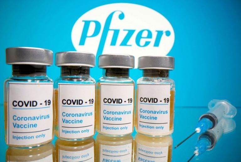Εμβόλιο κοροναϊού : Έπεσαν οι υπογραφές της EE με την Pfizer | tanea.gr