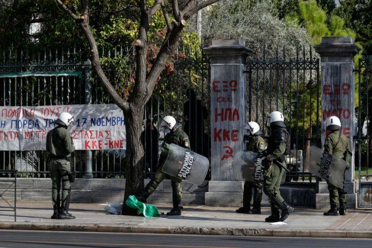 Πολυτεχνείο : 5.000 αστυνομικοί, drones και γενική επιφυλακή για τον εορτασμό   tanea.gr