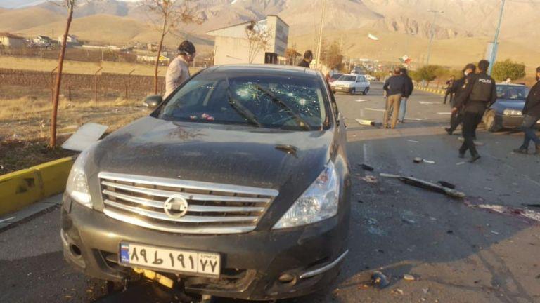 Νεκρός σε δολοφονική επίθεση ο αρχιτέκτονας του ιρανικού πυρηνικού προγράμματος   tanea.gr