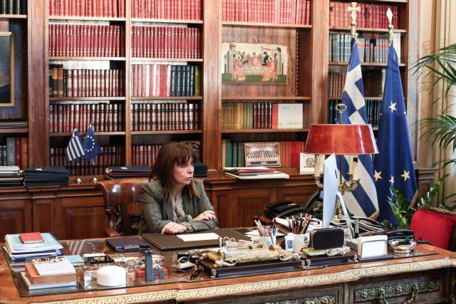 Σακελλαροπούλου : Τιμή για τις Ελληνίδες η ομόφωνη εκλογή της Μ. Τσίρλη ως ΓΓ του ΕΔΔΑ | tanea.gr