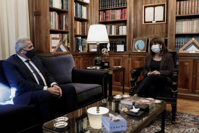 Σακελλαροπούλου: Η Τουρκία εμμένει στην παραβατική της συμπεριφορά | tanea.gr