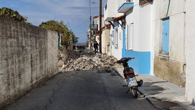 Σεισμός – Σάμος : Μέτρα στήριξης των σεισμόπληκτων ανακοίνωσε το Υπ. Οικονομικών | tanea.gr