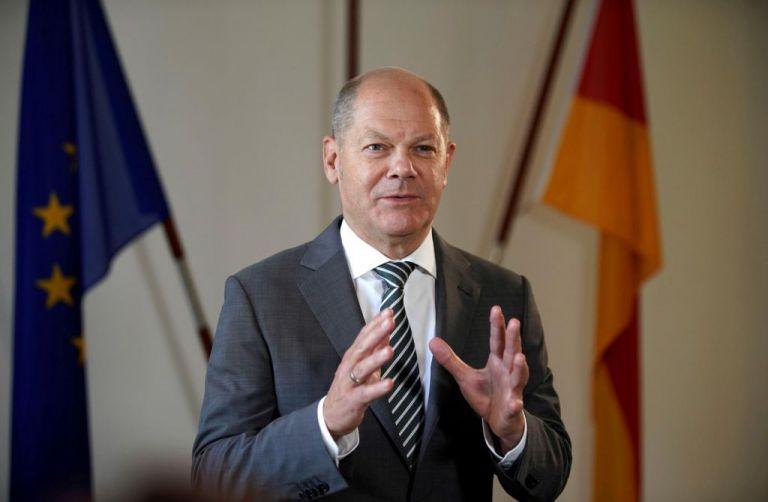 Κοροναϊός : Η ανάπτυξη θα καλύψει το επιπλέον χρέος λόγω πανδημίας, λέει ο Σολτς | tanea.gr