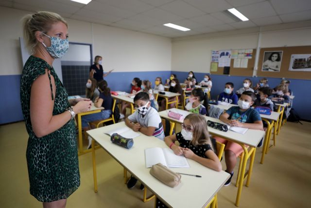 Κοροναϊός – Γερμανία : Περισσότεροι από 300.000 μαθητές και 30.000 δάσκαλοι σε καραντίνα   tanea.gr