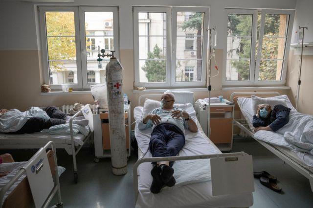 Κοροναϊός : Επιταχύνεται η πανδημία στη Σερβία | tanea.gr