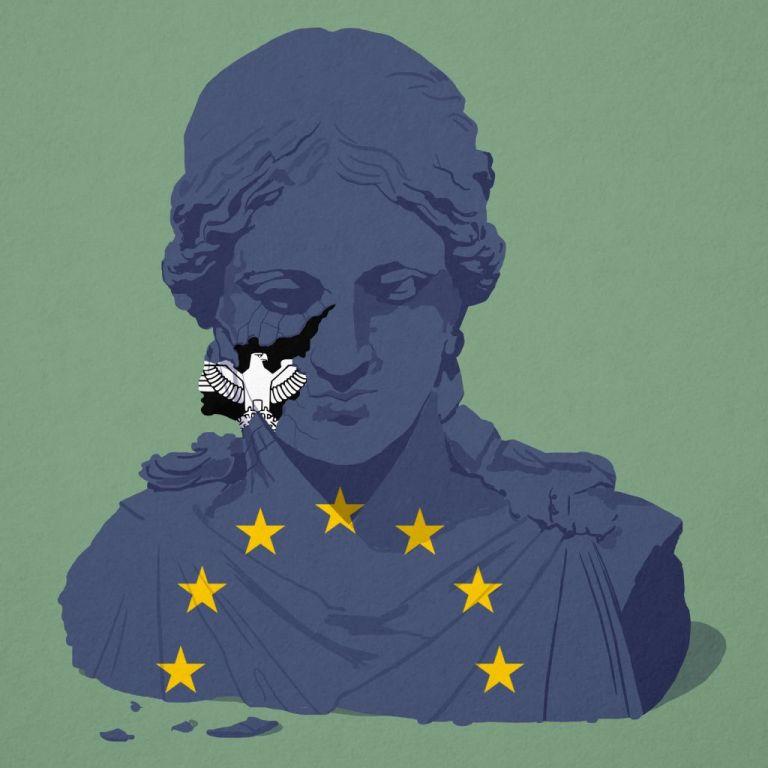 Η ευρωπαϊκή ακροδεξιά εκβιάζει   tanea.gr