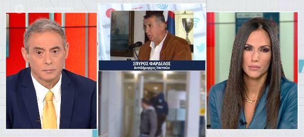 Ο αντιδήμαρχος Σπετσών στο MEGA για τη δολοφονία του 26χρονου | tanea.gr