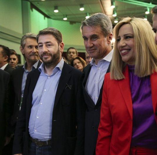 ΚΙΝΑΛ : Υπόγειες διεργασίες για την ηγεσία – Επιταχυντές ο Λοβέρδος και δημοσκόπηση | tanea.gr