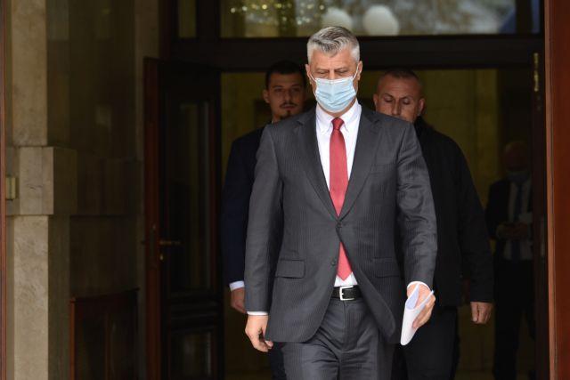 Χασίμ Θάτσι : Στη Χάγη κατηγορούμενος για περισσότερες από 100 δολοφονίες   tanea.gr