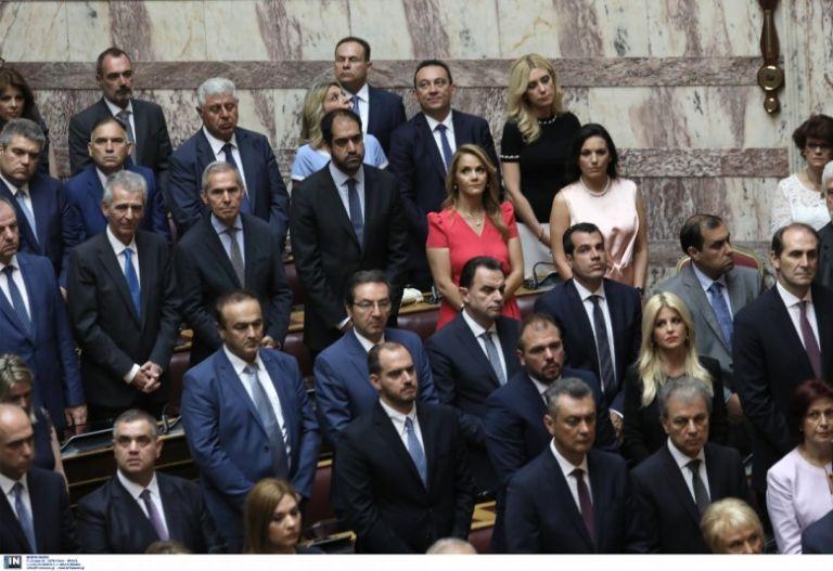 Μητσοτάκης : Συγκαλεί εκτάκτως την ΚΟ της ΝΔ την Τρίτη το μεσημέρι | tanea.gr