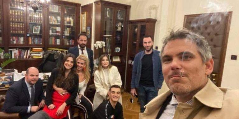 Εισαγγελική παρέμβαση για το κορονοπάρτι του Βερβεσού | tanea.gr