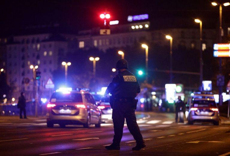 Επίθεση στη Βιέννη : Σε 14 συλλήψεις έχει προχωρήσει η Αστυνομία | tanea.gr