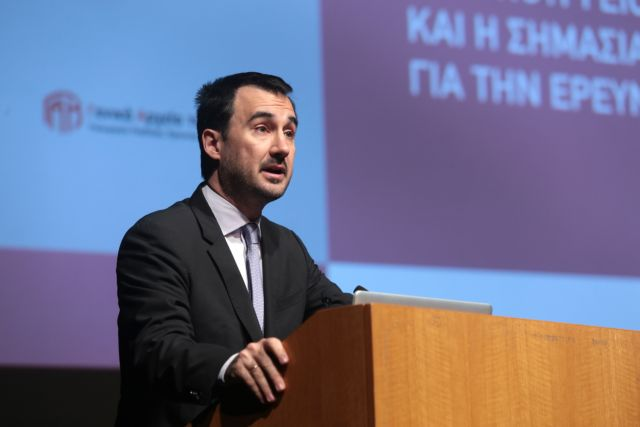 Χάριτσης : Η κυβέρνηση Μητσοτάκη αρνείται να ενισχύσει το ΕΣΥ | tanea.gr