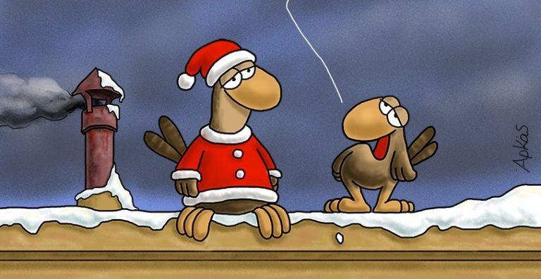 Αρκάς : Η κοκκινοσκουφίτσα και τα Χριστούγεννα | tanea.gr