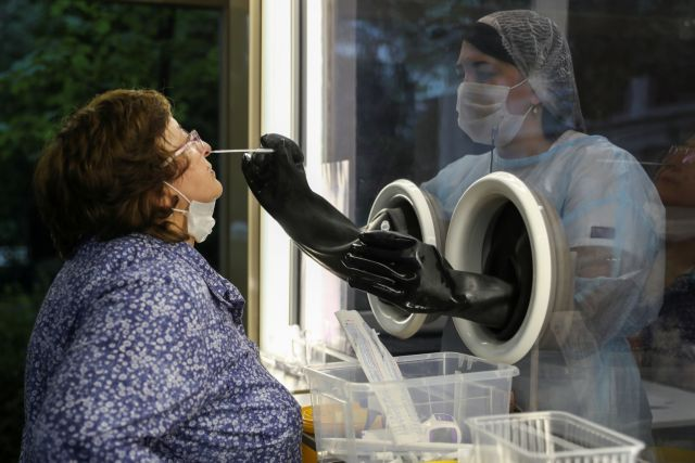 Σε οριακή κατάσταση τα νοσοκομεία της Αγ. Πετρούπολης – Τελειώνουν οι κλίνες για ασθενείς | tanea.gr