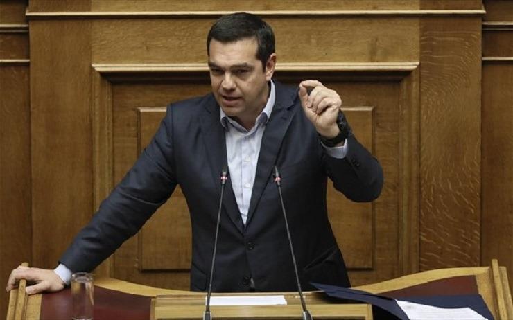 Τσίπρας σε Μητσοτάκη: Αποτύχατε σε όλα τα μέτωπα   tanea.gr