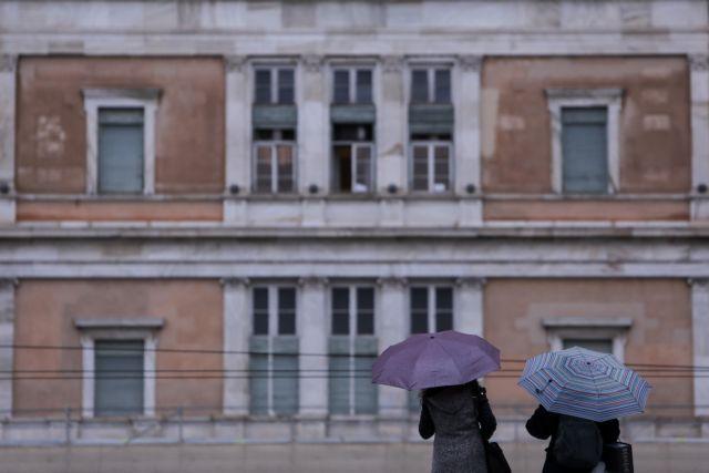 Καιρός : Με τσουχτερό κρύο, βροχές και καταιγίδες μας αποχαιρετά το 2020   tanea.gr