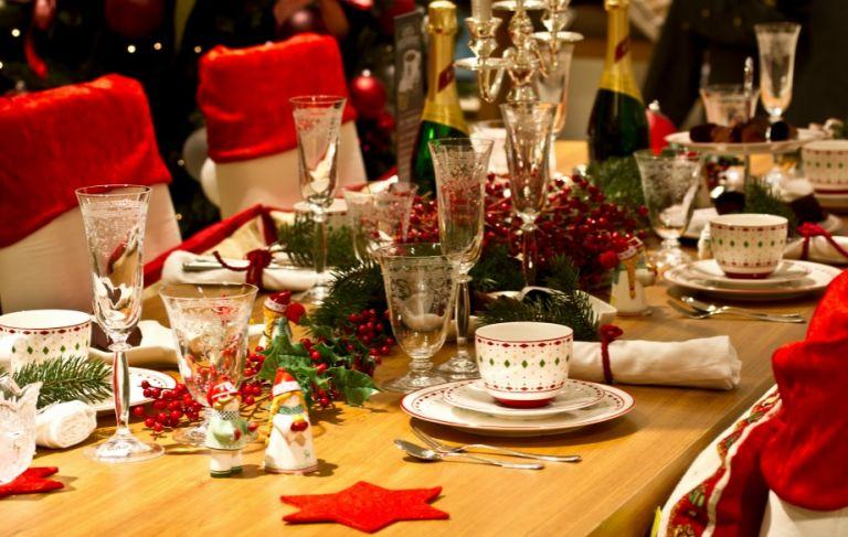 Με αυτά τα tips δεν θα ξεφύγετε θερμιδικά στο γιορτινό τραπέζι | tanea.gr