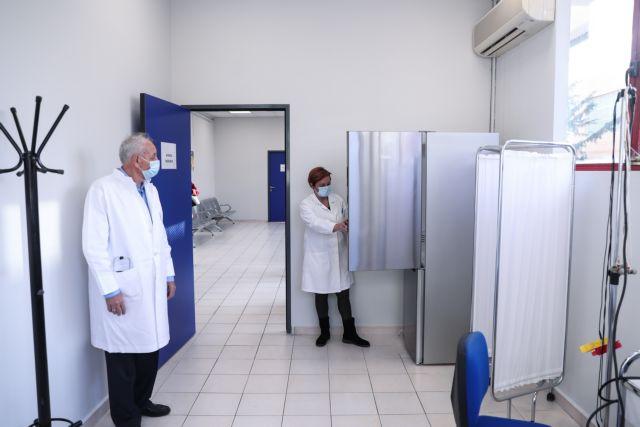 Ζαριφόπουλος : Πώς προσδιορίζεται  ο τόπος εμβολιασμού και πώς αλλάζει το ραντεβού   tanea.gr