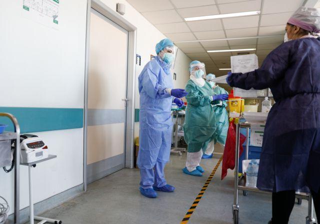 ΠΟΕΔΗΝ : Στο 40% το ποσοστό συμμετοχής των υγειονομικών στον εμβολιασμό   tanea.gr