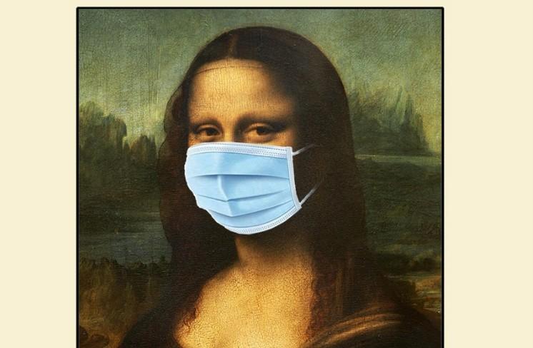 Αρκάς : Η καλημέρα, η μάσκα και το αινιγματικό χαμόγελο της Τζοκόντα | tanea.gr