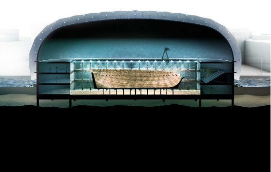 Ολλανδία : Θα κατασκευάσει ένα υποβρύχιο μουσείο σε ένα ναυάγιο 271 ετών   tanea.gr