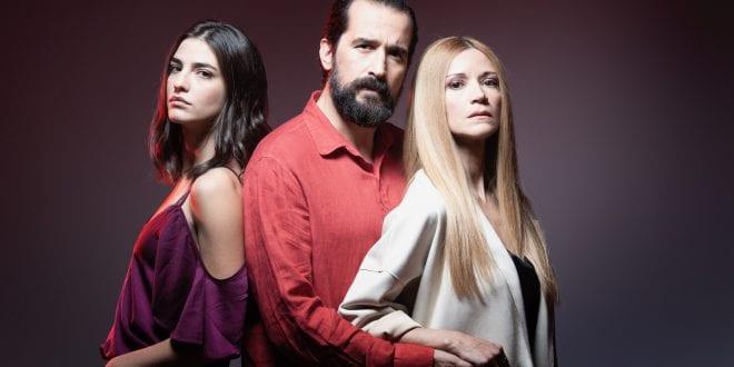 «Έξαψη»: Η νέα σειρά του Mega, ένα δυνατό ερωτικό δράμα | tanea.gr