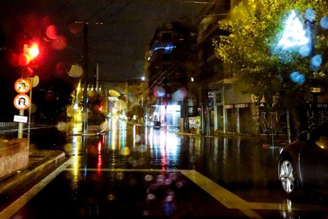 Καιρός : Έντονη καταιγίδα στην Αττική – Προβλήματα στη χώρα από την κακοκαιρία | tanea.gr