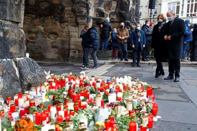 Γερμανία : Θρήνος στην ομογένεια για τον χαμό του 45χρονου Έλληνα και του δύο μηνών παιδιού του | tanea.gr