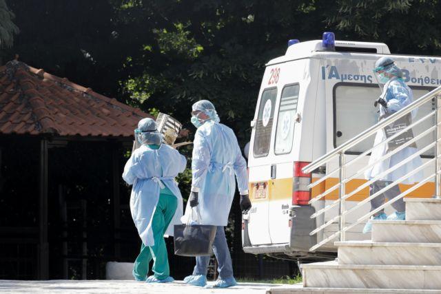 Κατερίνη : Βρέθηκε νεκρός 47χρονος με κοροναϊό που το είχε σκάσει από το νοσοκομείο | tanea.gr