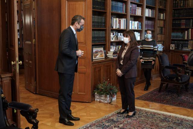 Κοροναϊός : Την Κυριακή εμβολιάζονται Σακελλαροπούλου και πολιτικοί αρχηγοί | tanea.gr