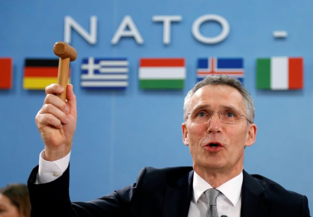 Στόλτενμπεργκ : Εξέφρασα τις ανησυχίες μου για την απόφαση της Τουρκίας να πάρει τους S-400   tanea.gr