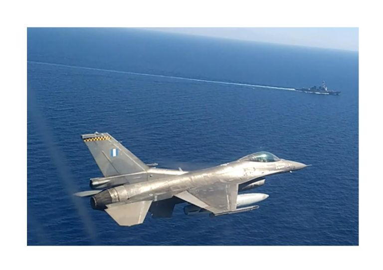 Όταν το F-16 περνά τον Ατλαντικό | tanea.gr