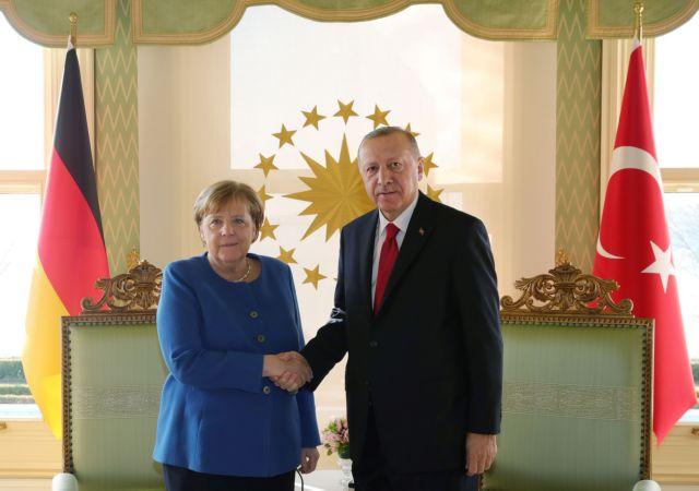 Μέρκελ : Η ΕΕ θα συζητήσει για τις εξαγωγές όπλων στην Τουρκία με ΝΑΤΟ και Μπάιντεν | tanea.gr