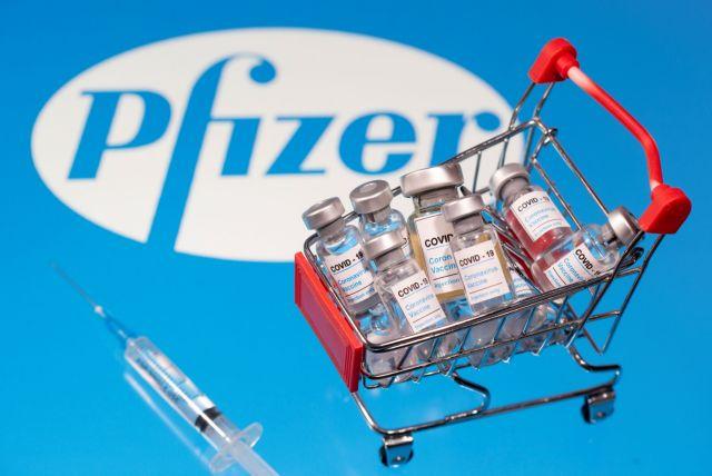 Εμβόλιο κορωνοϊού: Pfizer/BionNTech ζητούν έγκριση από την ΕΕ