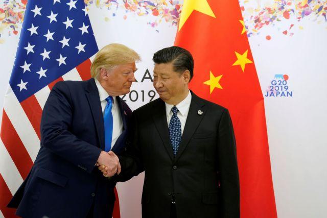 ΗΠΑ : Η Ουάσιγκτον έθεσε περιορισμούς στην είσοδο μελών του Κομμουνιστικού Κόμματος της Κίνας στη χώρα | tanea.gr