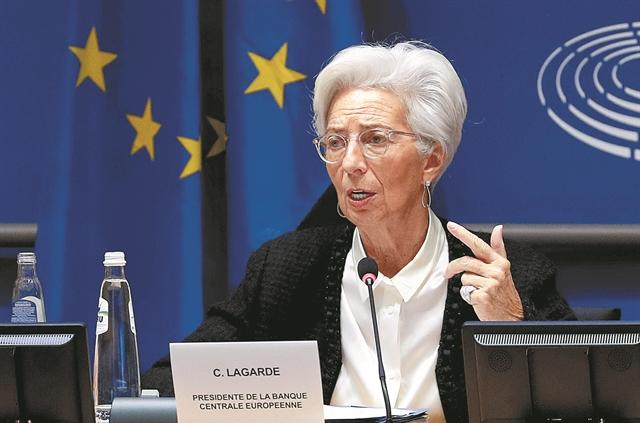 ΕΚΤ: ενισχύει με €500 δισ. το εμβόλιο της ρευστότητας | tanea.gr