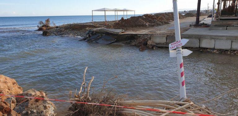 Έρευνα του ΙΤΕ για τις επιπτώσεις της κλιματικής αλλαγής στην ακτογραμμή της Κρήτης | tanea.gr