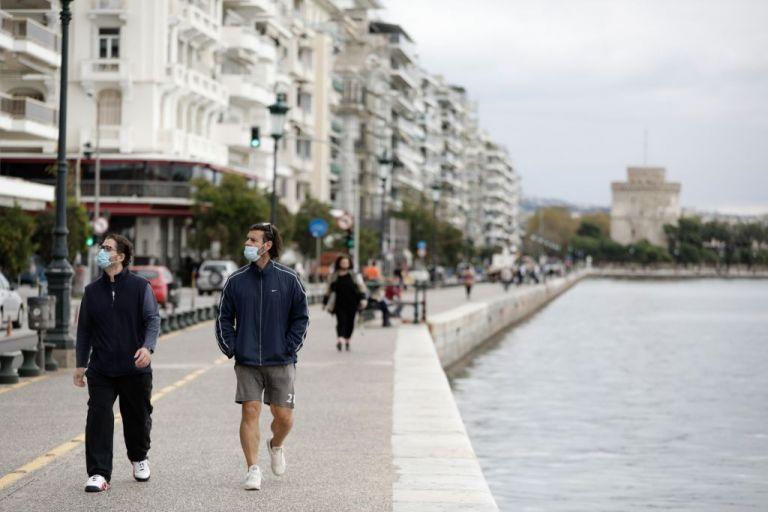 Στο κόκκινο η Θεσσαλονίκη και άλλες τρεις περιοχές | tanea.gr
