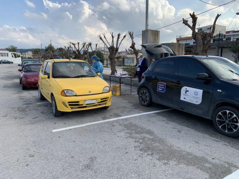 Δωρεάν drive through τεστ σε περιοχές της χώρας | tanea.gr
