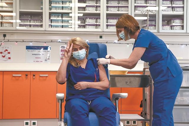 «Από τον Φεβρουάριο έπρεπε να είχε επιβληθεί η υποχρεωτικότητα του εμβολιασμού» | tanea.gr