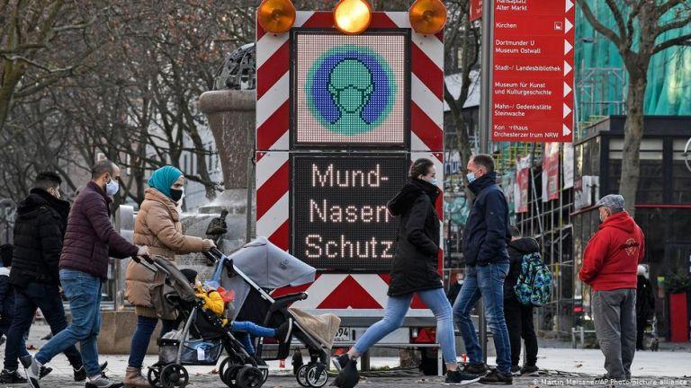 Γερμανία : Tι πάει στραβά στο δεύτερο κύμα πανδημίας;   tanea.gr