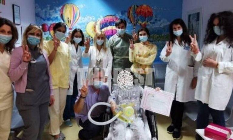 Κοροναϊός : Χριστούγεννα σπίτι του θα κάνει ο 8χρονος μετά από 22 μέρες νοσηλείας στο νοσοκομείο του Ρίο | tanea.gr