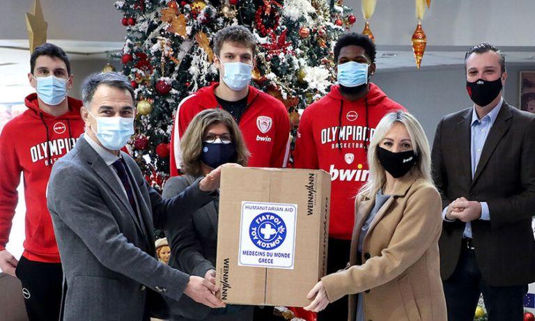 Η ΚΑΕ Ολυμπιακός παρέδωσε αναπνευστήρα στο νοσοκομείο «Αττικόν»   tanea.gr