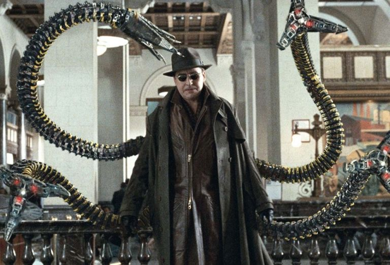 Άλφρεντ Μολίνα : Επιστρέφει ως Doctor Octopus στο Spider-Man 3 | tanea.gr