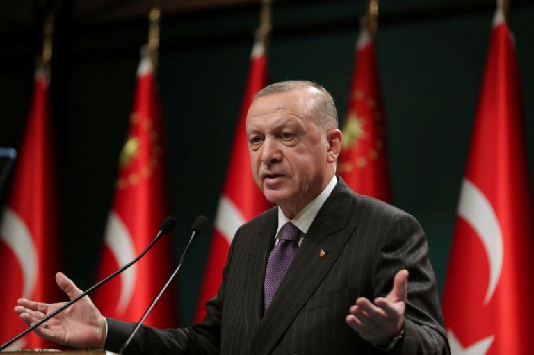 Εμπρηστικός Ερντογάν: Όσοι μας απειλούν με κυρώσεις στο τέλος θα απογοητευτούν   tanea.gr