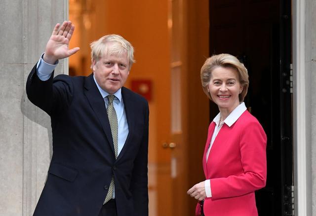 Brexit : Φον ντερ Λάιεν και Τζόνσον αποφασίζουν σήμερα αν θα συνεχισθούν οι συνομιλίες   tanea.gr