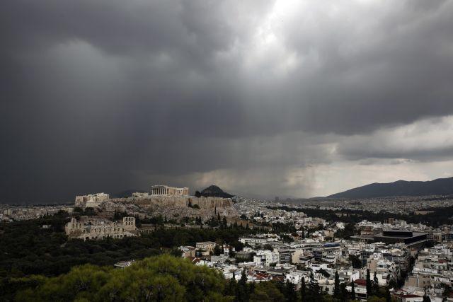 Καιρός : Νέο έκτακτο δελτίο καιρού – Πού θα σημειωθούν ισχυρές καταιγίδες   tanea.gr